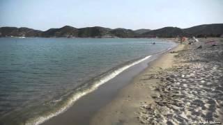 Paralia Sikias beach