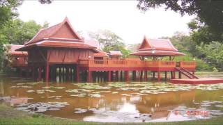 Thai Traditional House Style