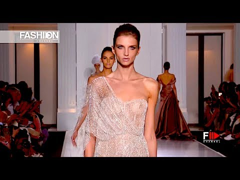 RALPH&RUSSO Fashion Show Fall Winter 2017 2018 Haute Couture - Fashion Channel