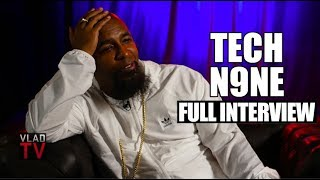 Tech N9ne on Eminem, ICP Beef, Bloods, The Devil, Rapping Fast (Full Interview)