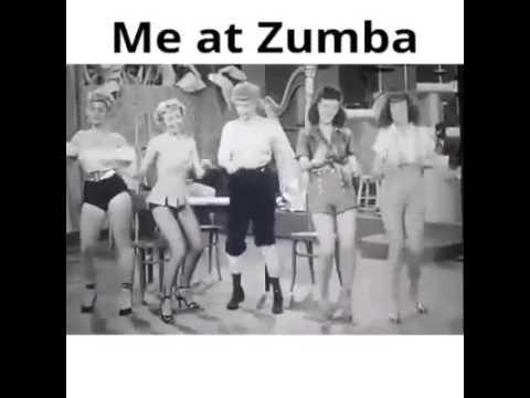Funny Memes Zumba : Me at zumba youtube
