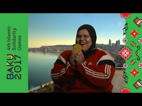 HARIDY Shaimaa From Egypt Sharing Gold Medal In Weightlifting Women's +90kg Event