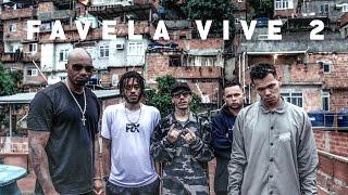 Favela Vive 2 (Cypher) – ADL, BK, Funkero e MV Bill (Prod. Índio) thumbnail