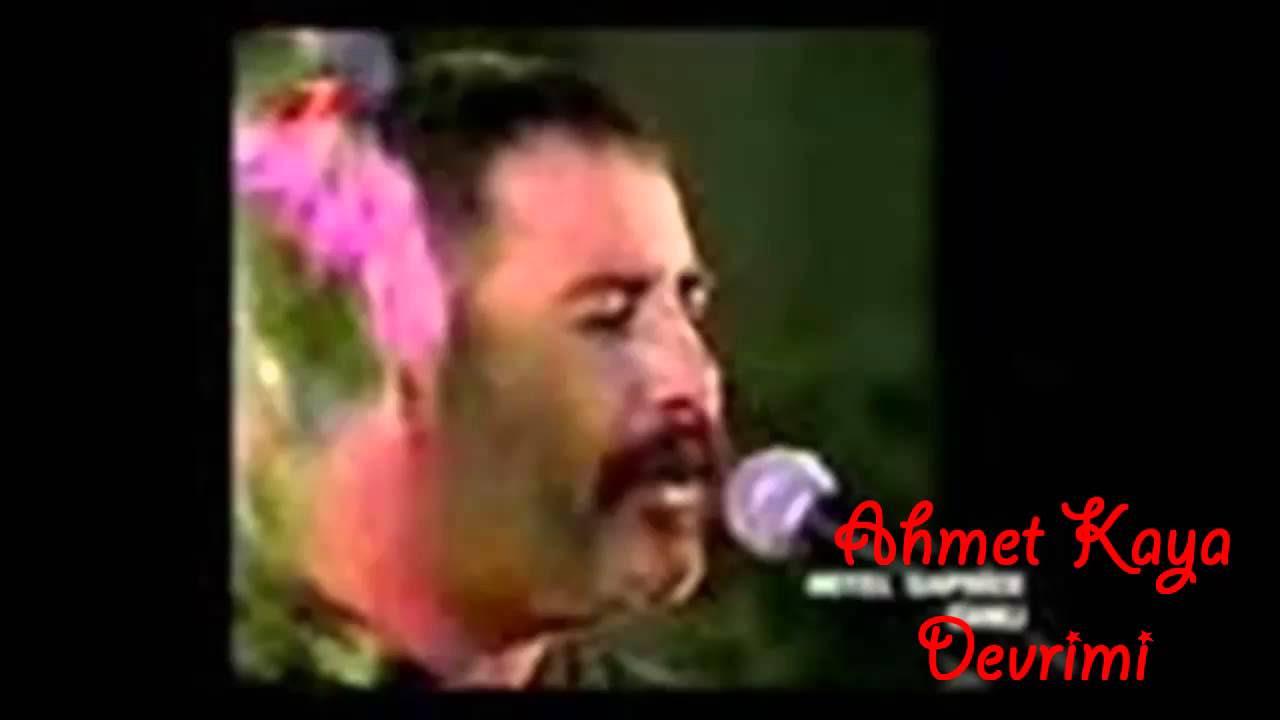 AHMET KAYA  - Urfa Çeteleri