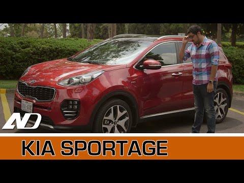 Kia Sportage - Amala u odiala pero es excelente