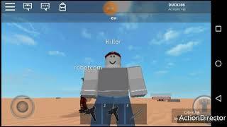 Spielen auf dem Server mit dem ADMIN meines Freundes (ROBLOX)