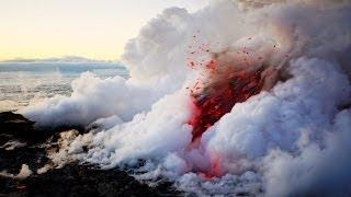 انفجار في قاع المحيط    مشهد مرعب سبحان الله