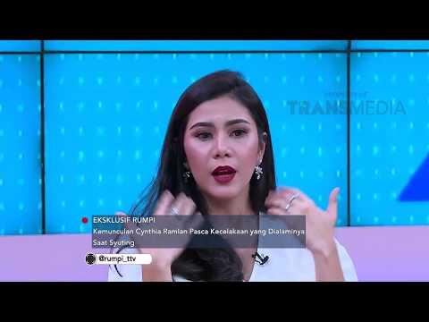 RUMPI - Kemunculan Cynthia Ramlan Pasca Kecelakaan (13/3/18) Part 2