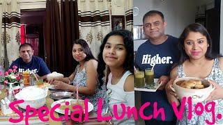 Saturday Special Couple Cooking Vlog   Rajisthani Dal, Stuffed Bati & Chokha   Indian Mom Studio