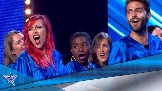 ¿Se hace GÓSPEL de CALIDAD en ESPAÑA? 4 SÍES lo PRUEBAN | Audiciones 4 | Got Talent España 5 (2019)