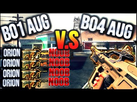 Call Of Duty: BO1 AUG Vs BO4 ABR - Which Is BETTER???