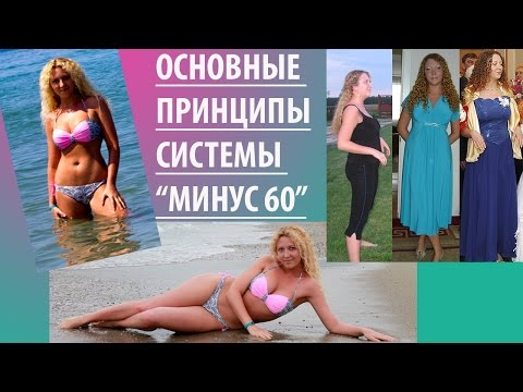 Диета Екатерины Миримановой Минус 60 —