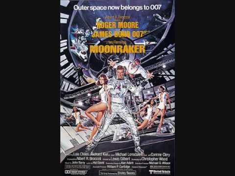 Moonraker - Space Laser Battle