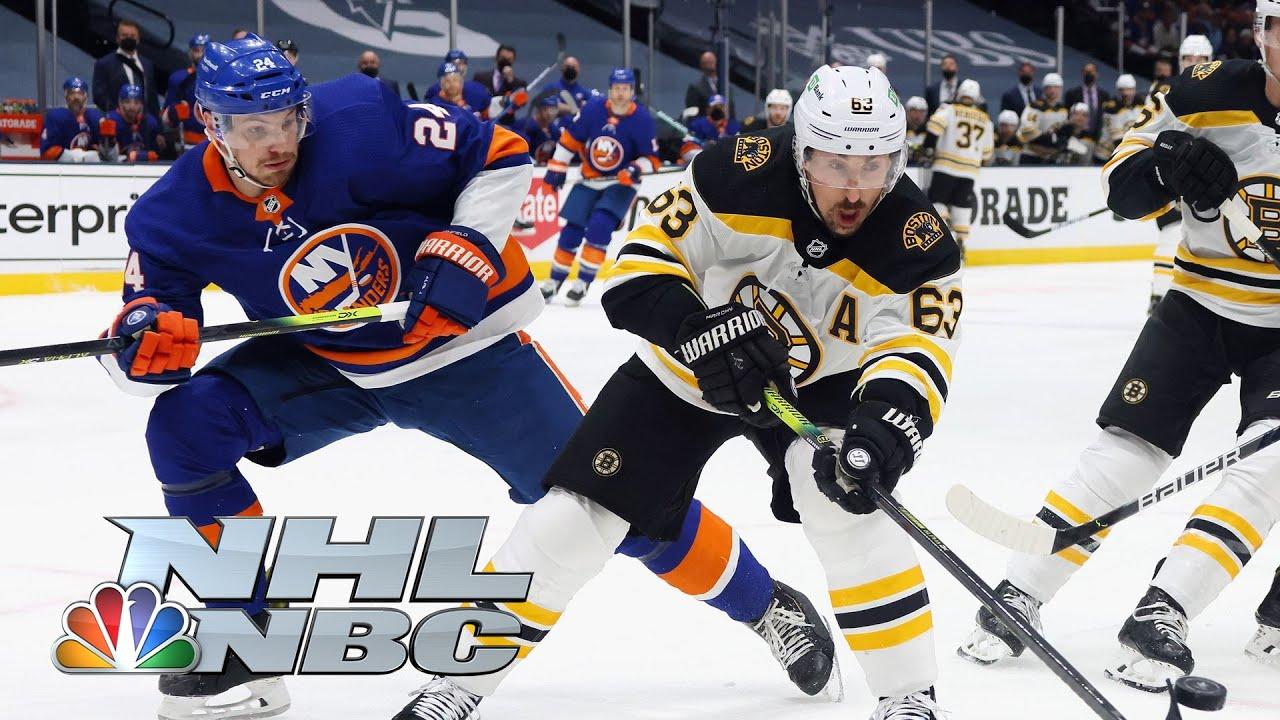 Islanders eliminate Bruins, return to Stanley Cup semifinals