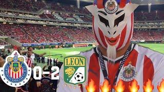 CHIVAS VS LEÓN 0-2 ADIÓS TORNEO!! RESUMEN JORNADA 17 LIGA MX CLAUSURA 2018
