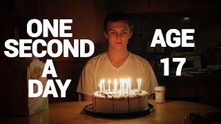 One Second a Day - Age 17 | Spencer Ream