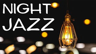Relaxing Night JAZZ - Smooth Winter JAZZ and Candles  - Background JAZZ  For Love