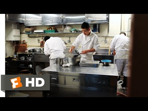 Jiro Dreams of Sushi 711 Movie   The Orchestra of Sushi 2011 HD