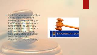 Galit Kierkut Focuses On Employment Legislation