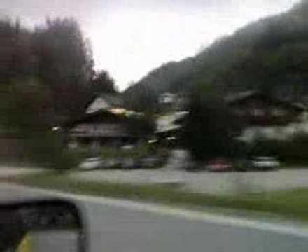 Europe road trip - Austria