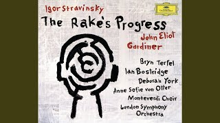Stravinsky The Rake S Progress Act 2 Scene 3 As I Was Saying Come Sweet Come