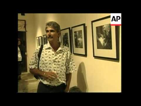 Photographers open exhibition on Bali blast