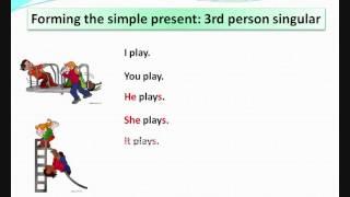 Basic Grammar - 3rd person singular