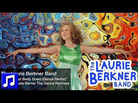 """""""shake-your-body-down-(dance-remix)""""-by-the-laurie-berkner-band-