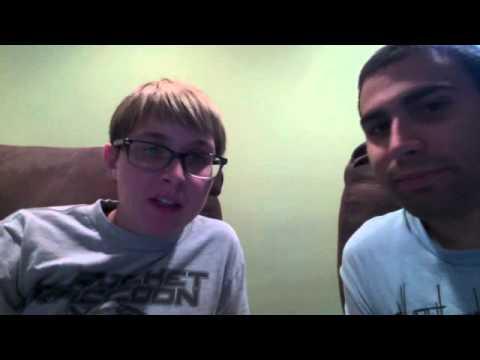 Harry Potter lemon sherbet review - YouTube