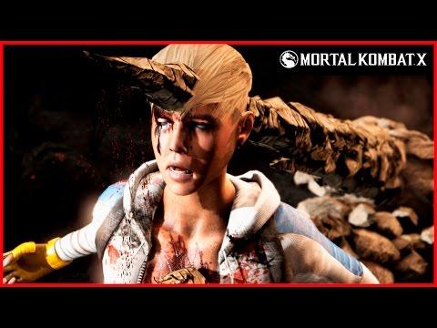 Mortal Kombat X All Fatalities Brutalities X-Ray - Klassic Fatality Secret Brutality