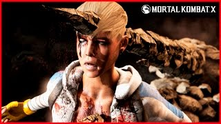 Mortal Kombat X All Fatalities Brutalities X-Ray - Klassic Fatality Secret Brutality