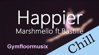 Happier By Marshmello Ft. Bastille Gymnastic Floor Music.mp3