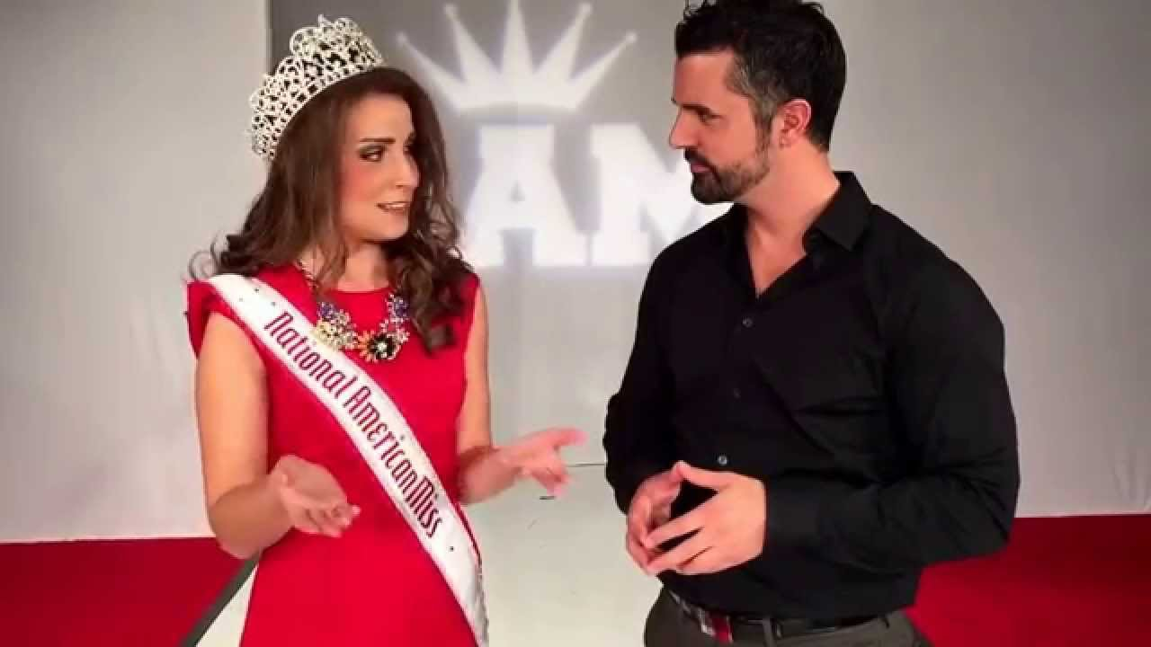 National American Miss Resume Tips - Pageant Planet - YouTube