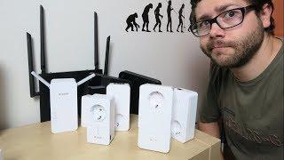 solues para melhorar a internet em casa
