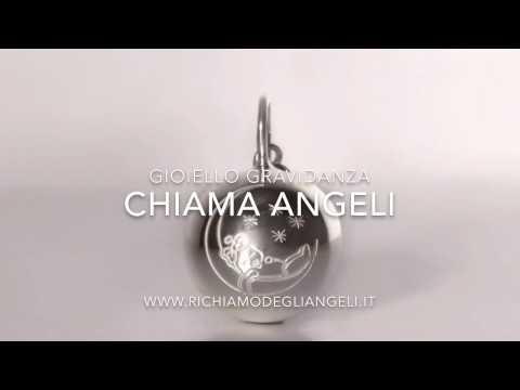 """Ciondolo """"Angelo Custode"""" nuova collezione Richiamo Degli Angeli® from YouTube · Duration:  44 seconds"""