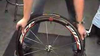 Change a Flat Tubular Tire