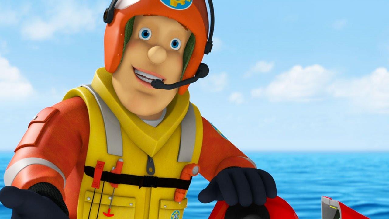 Sam le pompier en francais sam nous donne des r gles - Photo sam le pompier ...