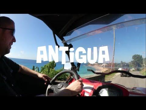 KARIBIEN 2018: Buggy adventure på Antigua (Vlogg 4)