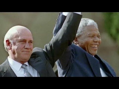 FW de Klerk: The Man Who Freed Mandela