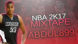 nba 2k17 mixtape 6 7 point guard ankle breaker glitch