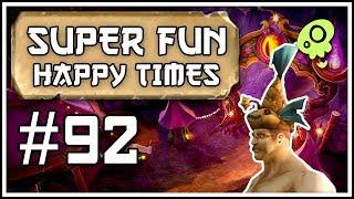 SUPER FUN HAPPY TIMES #92 — THE DARKMOON CAP LEGEND