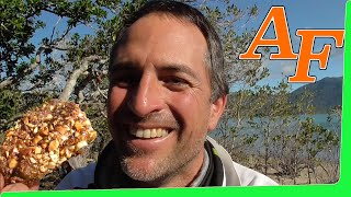 2 day Solo Camp Catch & Cook Dukkah Crusted Fish Adventure EP.361