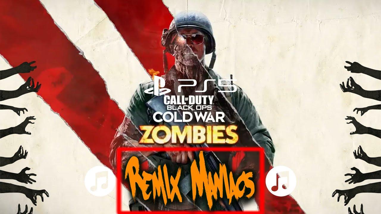 COD Black Ops: Cold War (Zombie's Theme Trap Remix) -RM