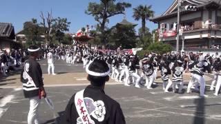 平成25年10月13日八木地区行基参り.