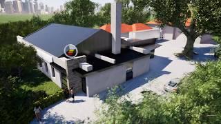 Concept Line Budynek Produkcyjny Obróbki Metali