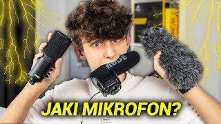 Jaki mikrofon dla początkującego YOUTUBERA?