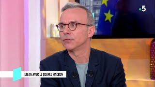 Un an avec le couple Macron - C l'hebdo - 05/05/2018