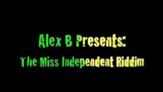 Miss independent riddim mix - Vybz kartel Ft. Spice Romping shop New 2008!