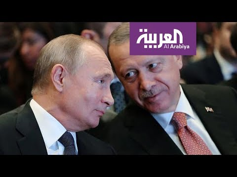 الكرملين: بوتين أعرب عن قلقه العميق لأردوغان إزاء إدلب  - نشر قبل 7 ساعة