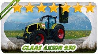 NEUES FEATURE! CLAAS Axion 950 Mod für Landwirtschafts Simulator 15